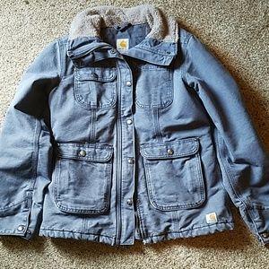 Carhartt Wesley utility coat jacket